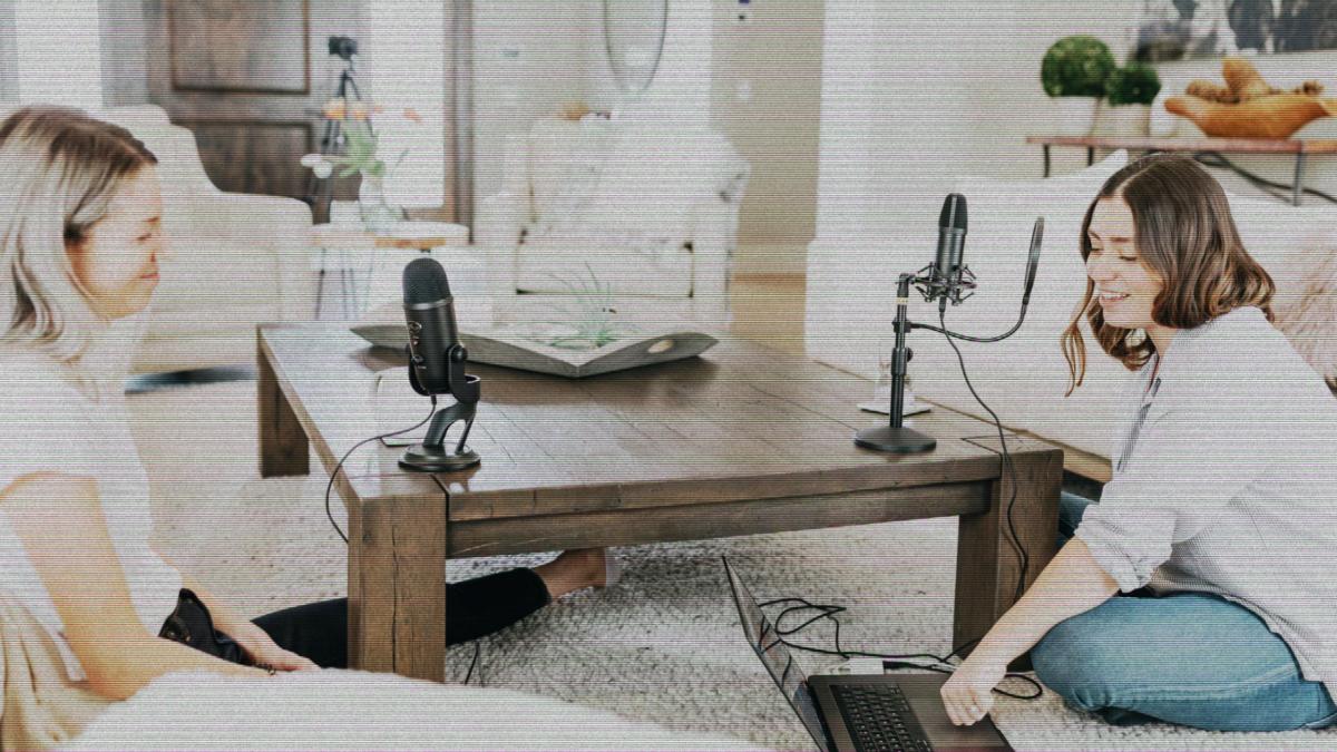 Secretly funny podcasts